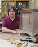 Chuck Bender is a leading furniture maker and woodworking instructor in the US.