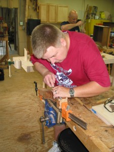 Carving for furniture makers is the perfect class to develop, or improve, your carving skills.