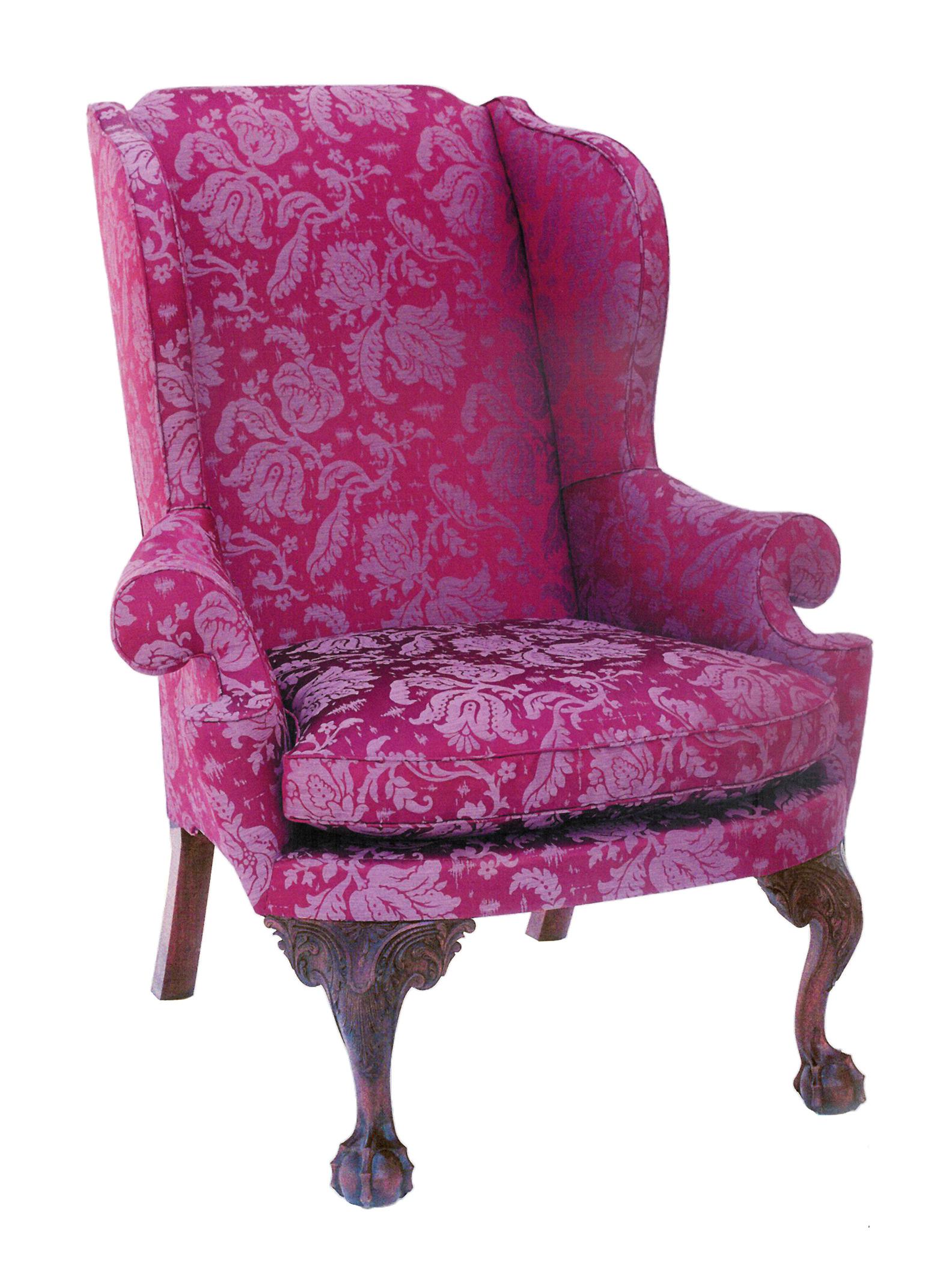 Philadelphia Chippendale Easy Chair