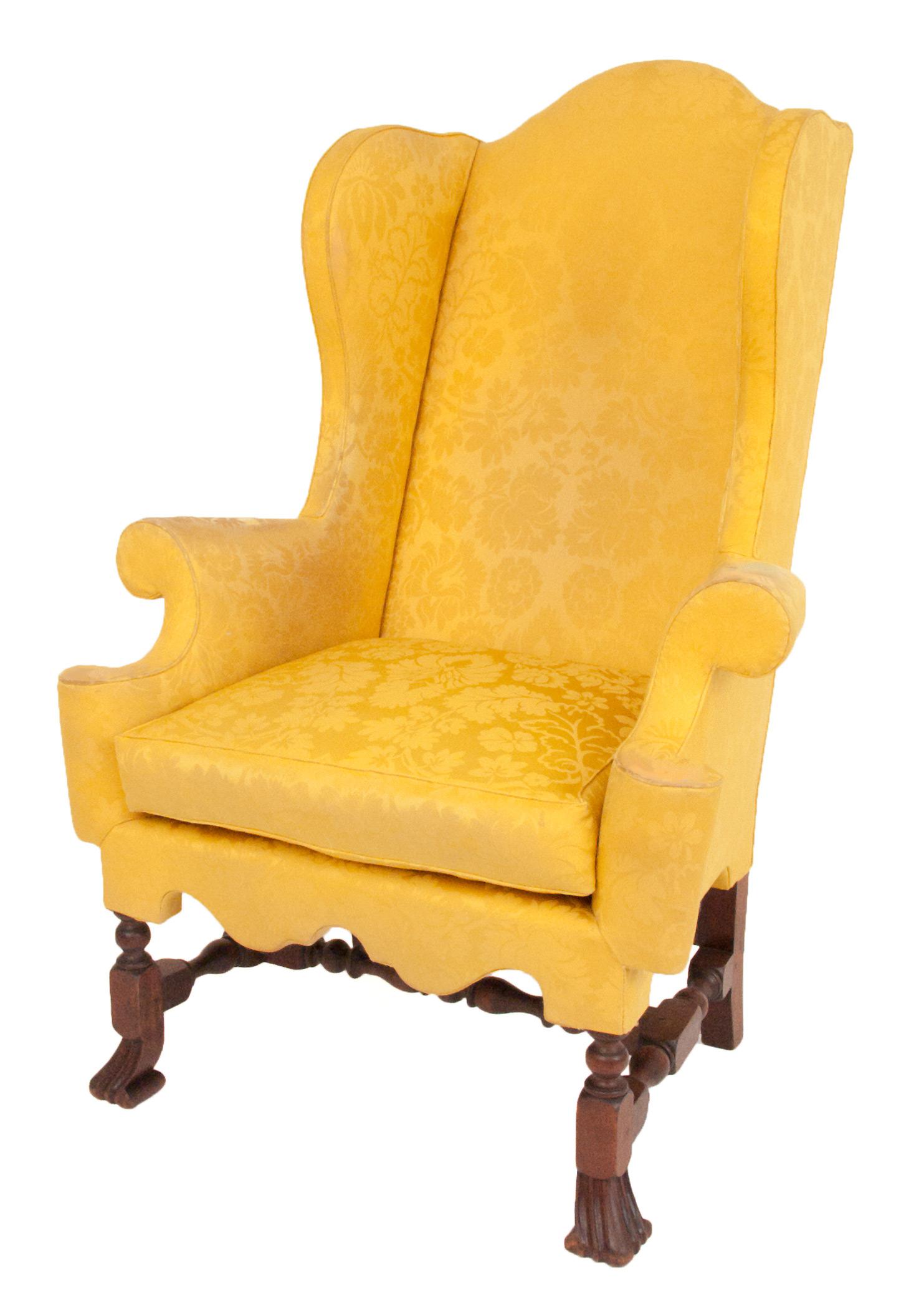 Philadelphia William U0026 Mary Easy Chair