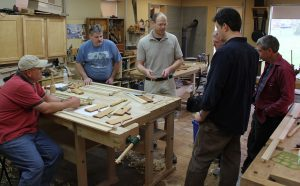 Making molding planes with Matt Bickford