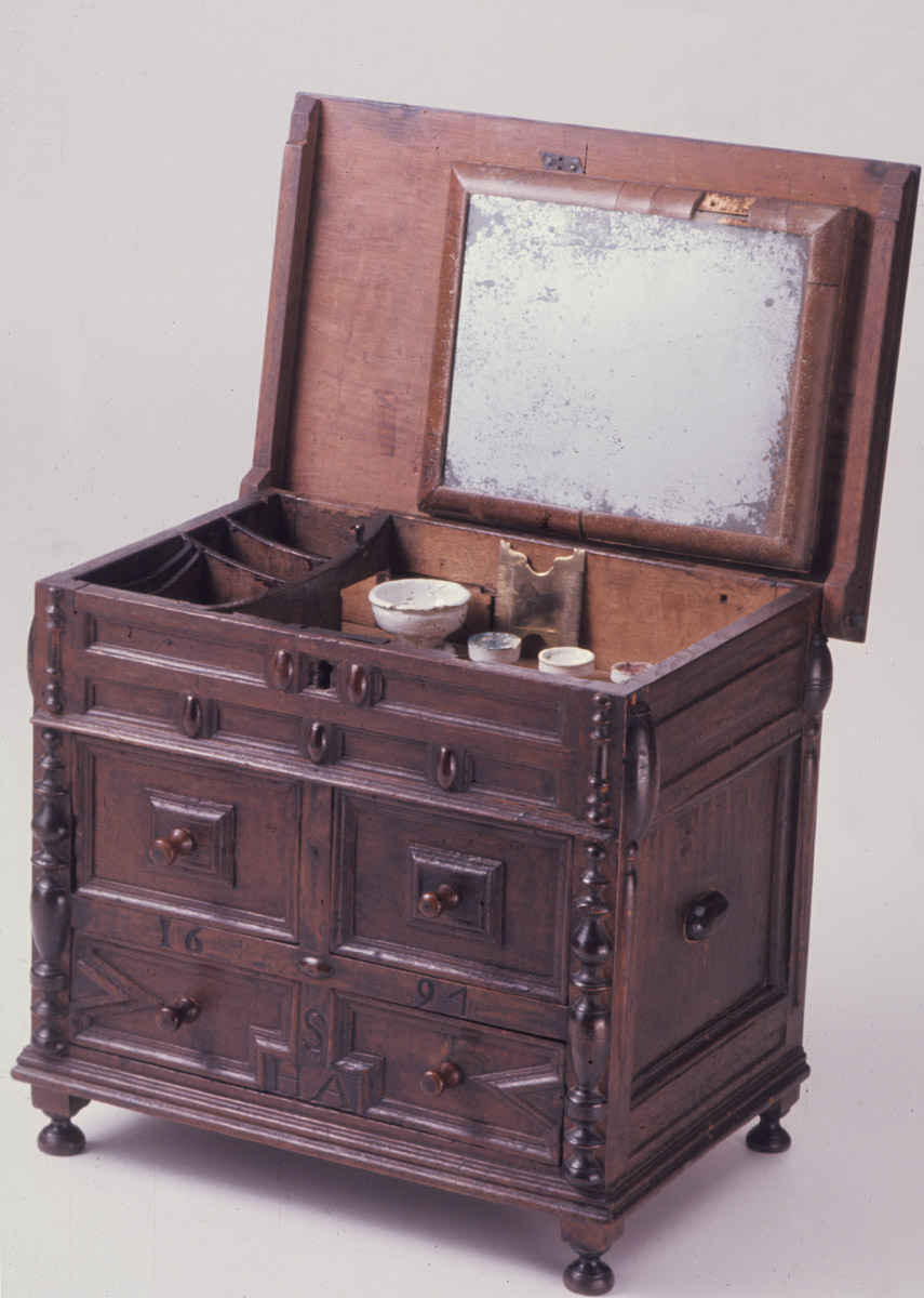 William & Mary Dressing Chest