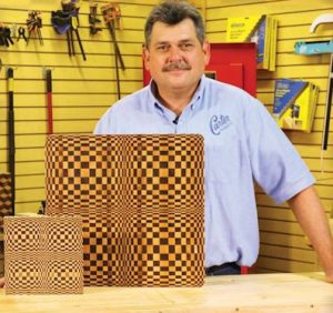3D cutting boards are fun and easy to make, particularly when Alex Snodgrass is showing you the way.