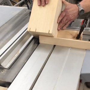 There are several essential table saw jigs that improve accuracy and safety while making some operations possible that otherwise would not.