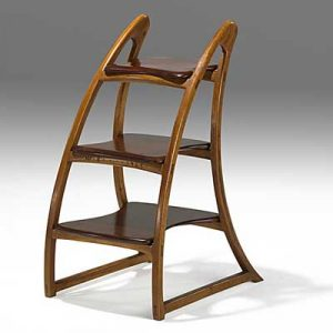Build the iconic Wharton Esherick 3-tier stand.