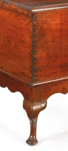 A Bermuda Sugar Chest is the perfect project for the avid dovetailer.