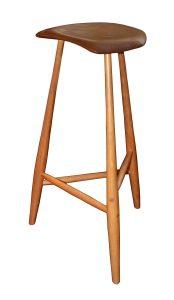 Wharton Esherick's iconic 3-legged stool.